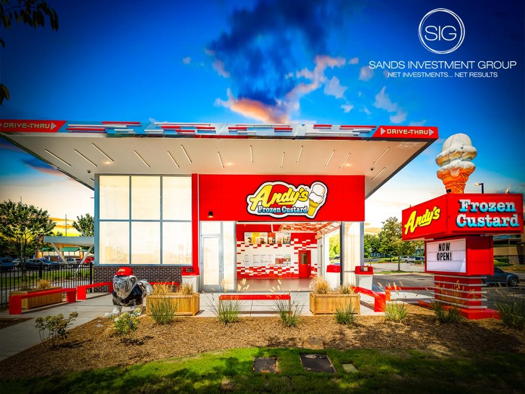 Andy's Frozen Custard | Athens, GA