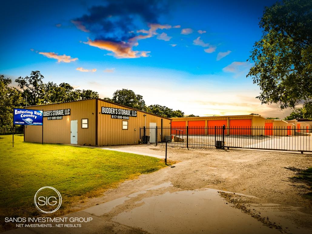 Budder's Storage | Weatherford, TX