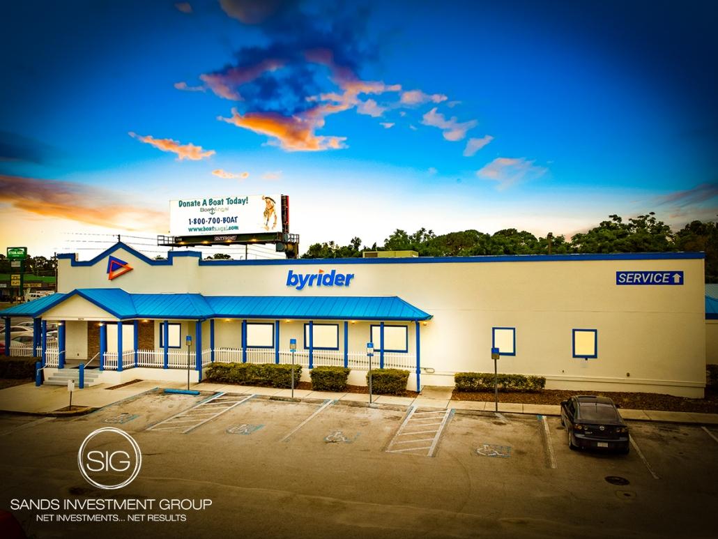 3-Unit Byrider Dealership Portfolio | FL