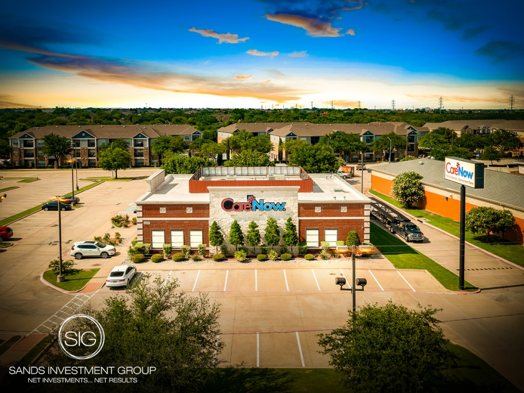 CareNow Urgent Care   Grand Prairie, TX