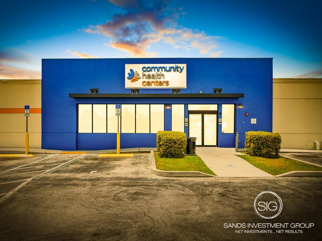 Community Health Centers Anchored Plaza | Orlando, FL
