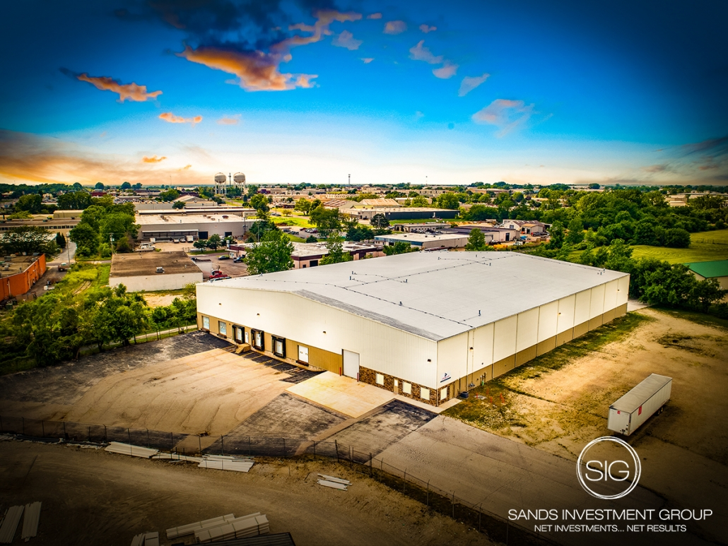 Industrial Flex Warehouse   Peoria, IL