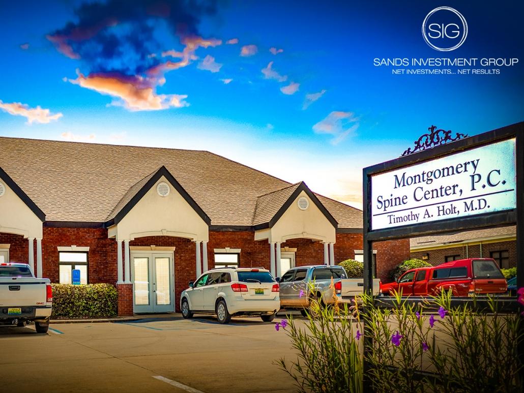 Montgomery Spine Center | Montgomery, AL