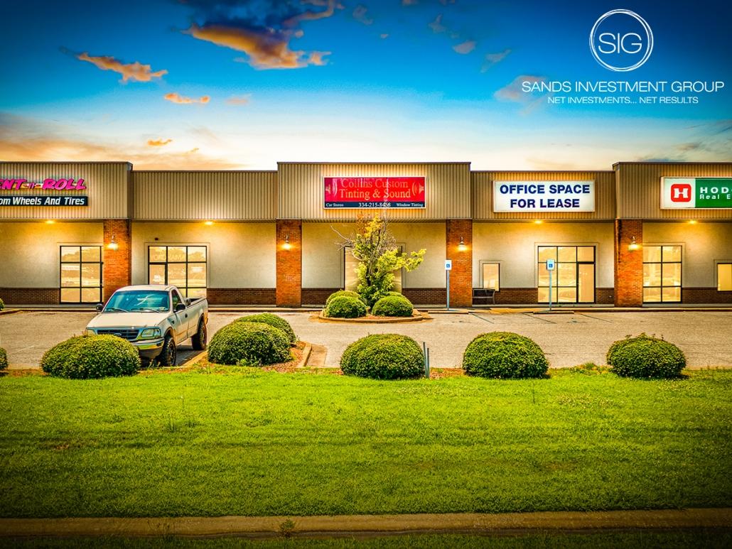 Montgomery Strip Center | Montgomery, AL