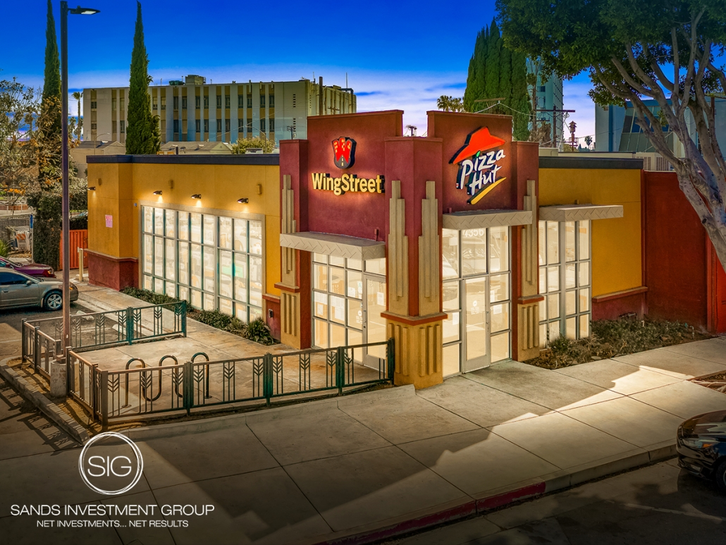 Pizza Hut | Los Angeles, CA