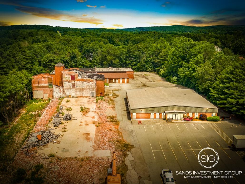 Risom Mill Complex | Danielson, CT