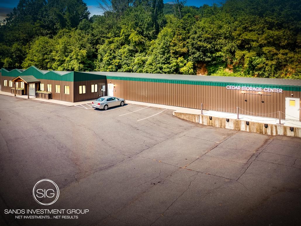 Cedar Storage Center   Asheville, NC