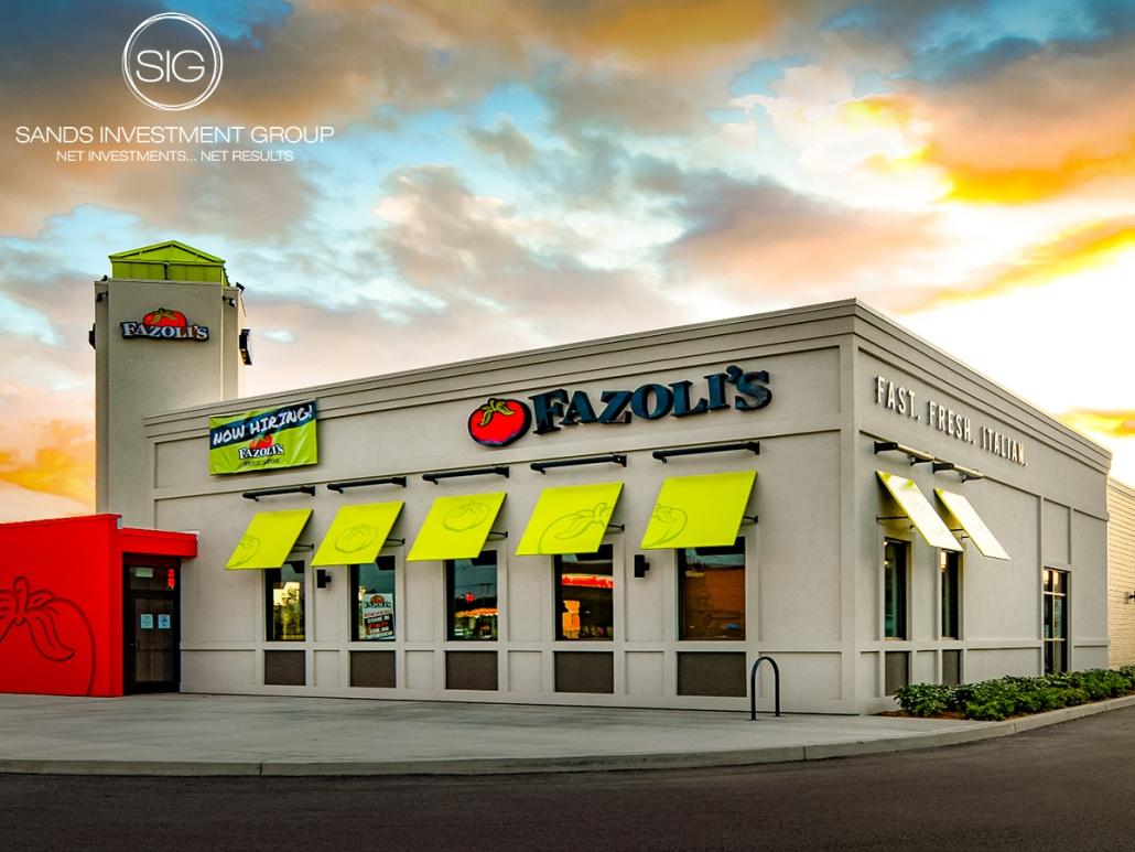 Fazoli's | Anderson, SC