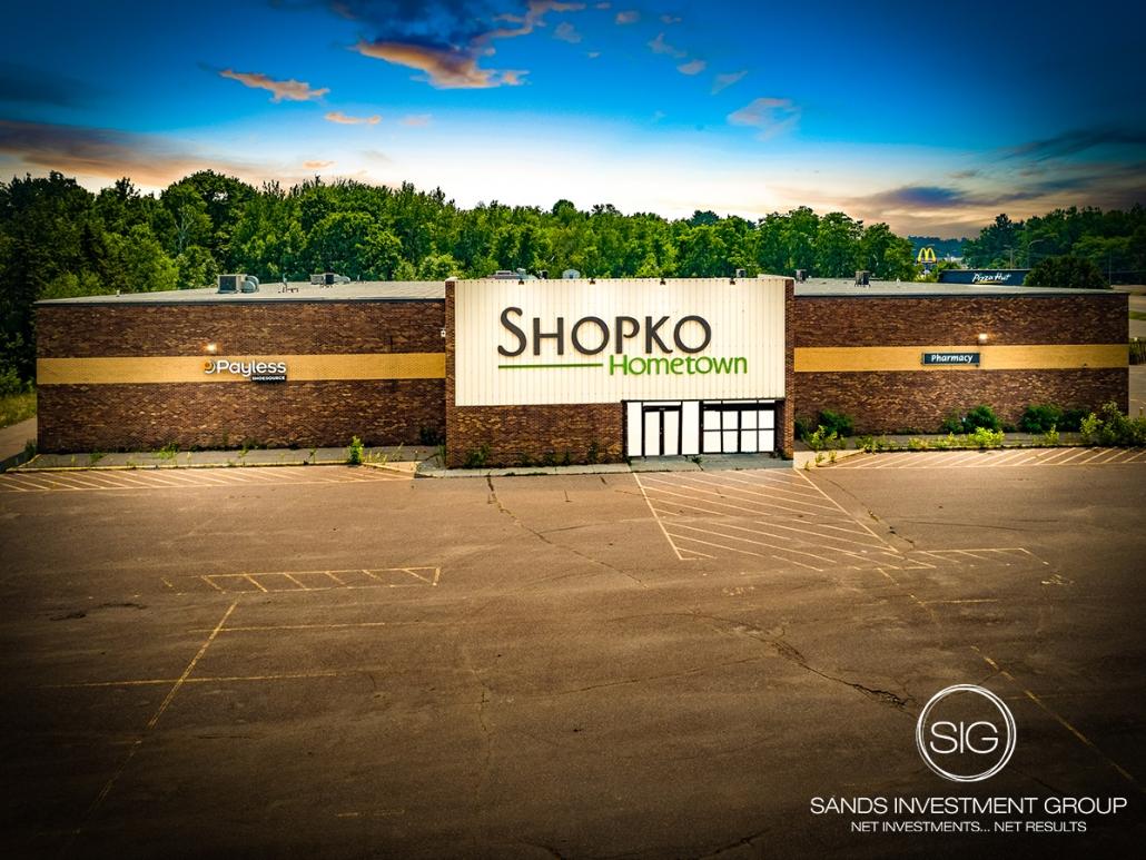 Former Shopko   Mora, MN