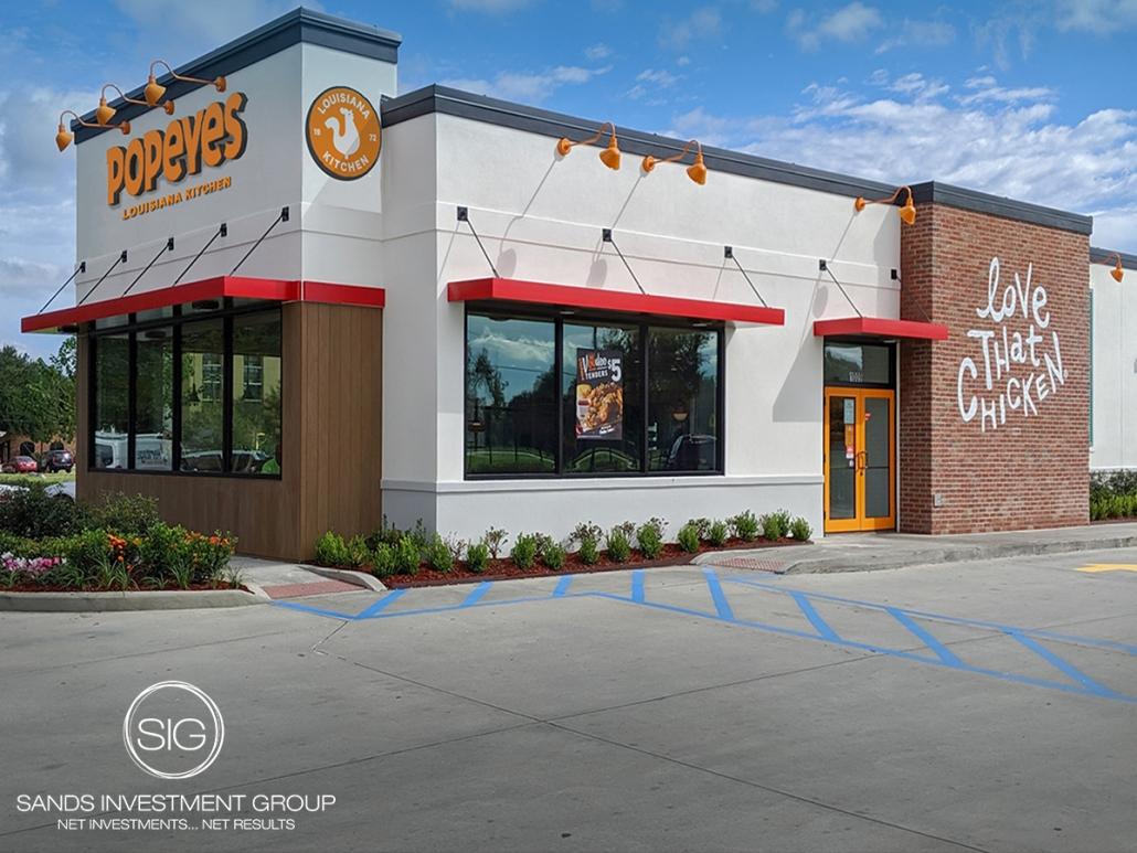 Popeyes | Grovetown, GA