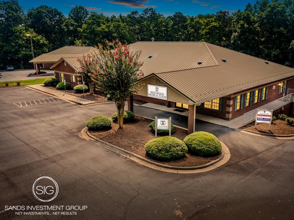 Woodlands Professional Center I   Elkin, NC