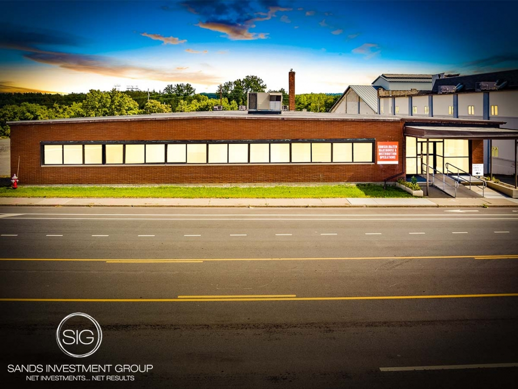 Industrial Office | Menands, NY