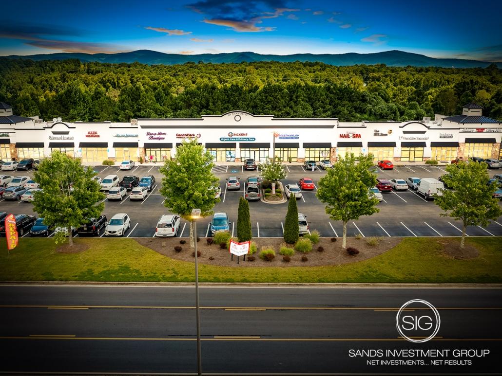 Jasper Mountain Highlands Shopping Center | Jasper, GA