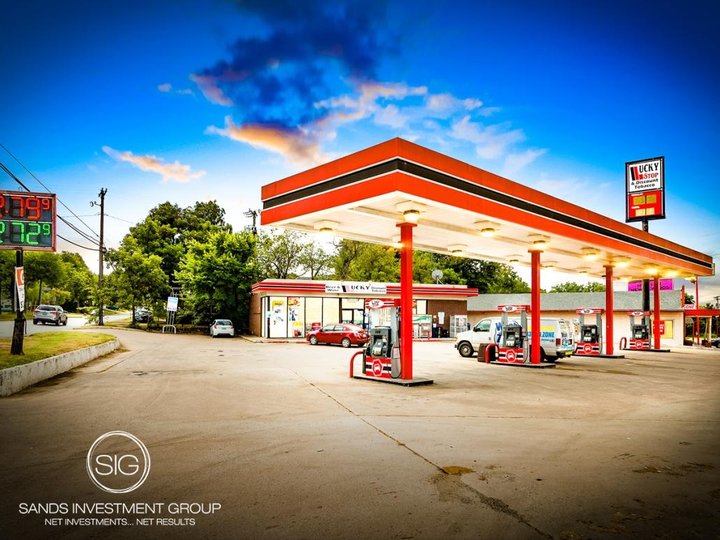 Lucky Stop 8-Unit Portfolio | TX