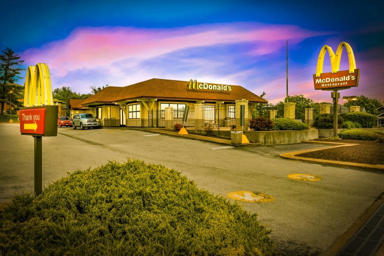 McDonald's NNN For Sale