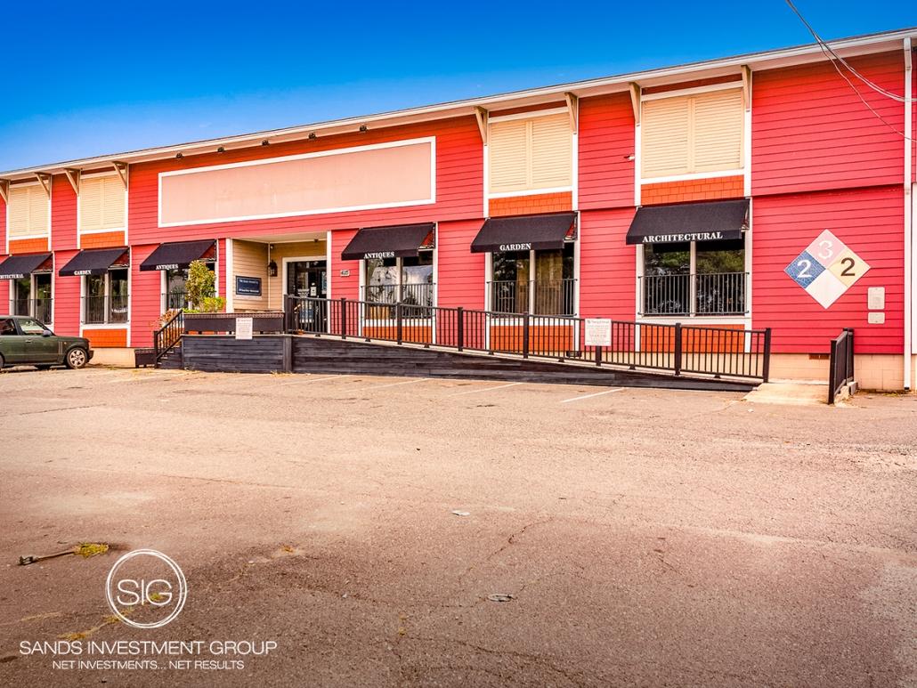 Monroe Road Vacant Building | Charlotte, NC