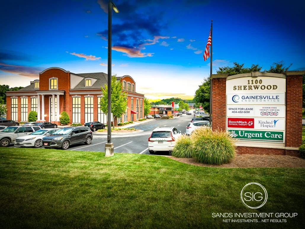 Sherwood Park Medical Office Building   Gainesville, GA