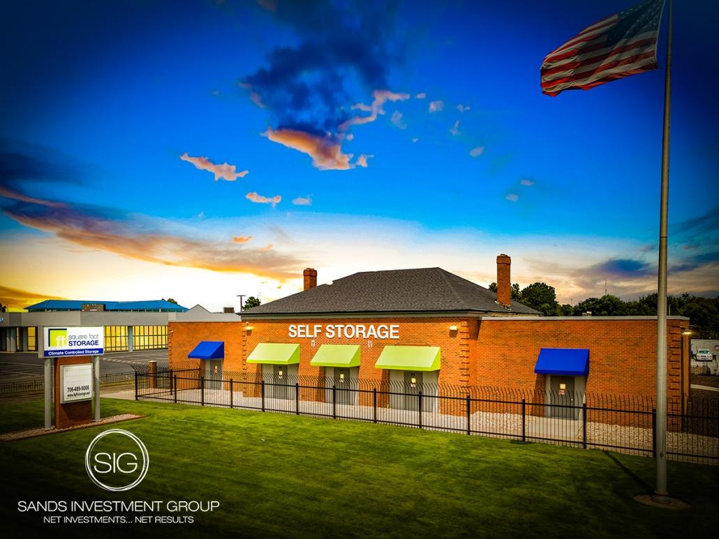 Square Foot Storage   Columbus, GA