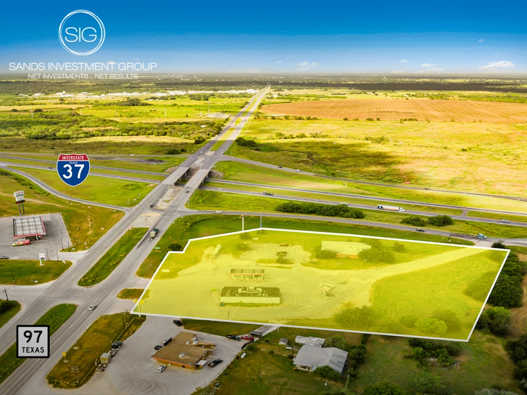 Truck Stop Redevelopment | Pleasanton, TX