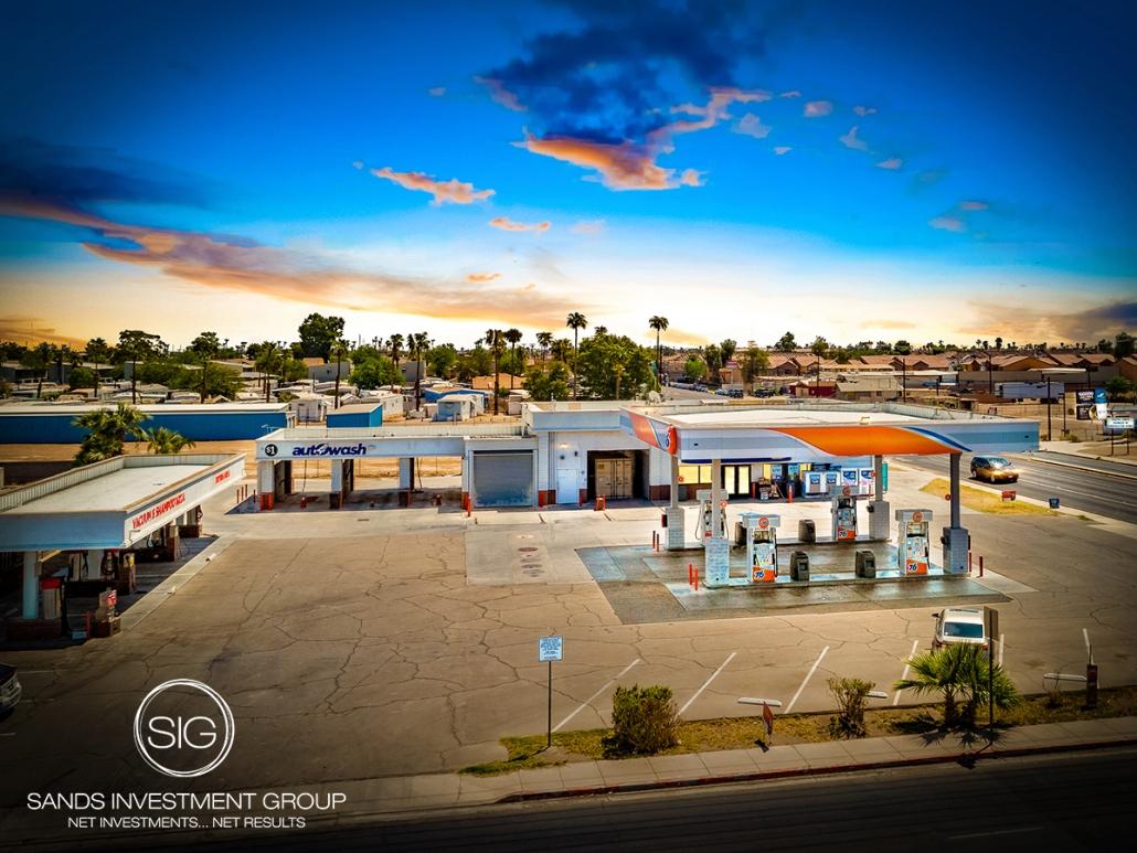 United Pacific | El Centro, CA