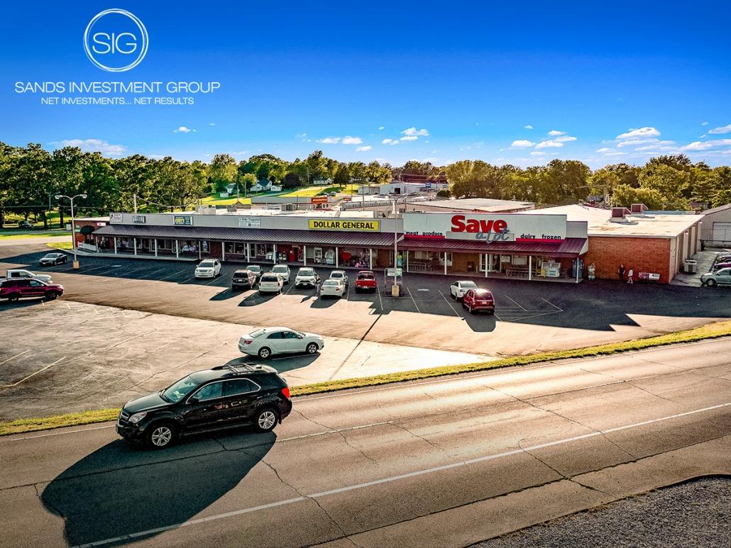 Federal Shopping Center   Park Hills, MO