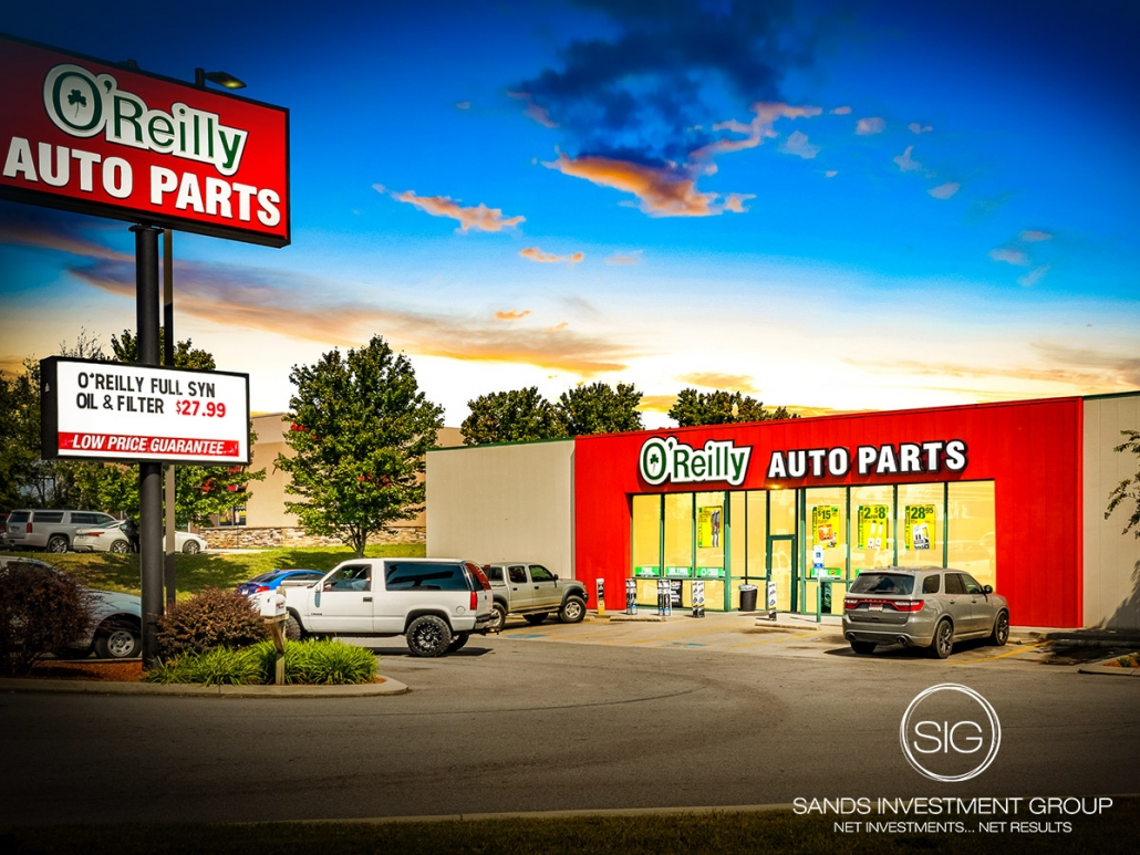 O'Reilly Auto Parts | Cleveland, TN