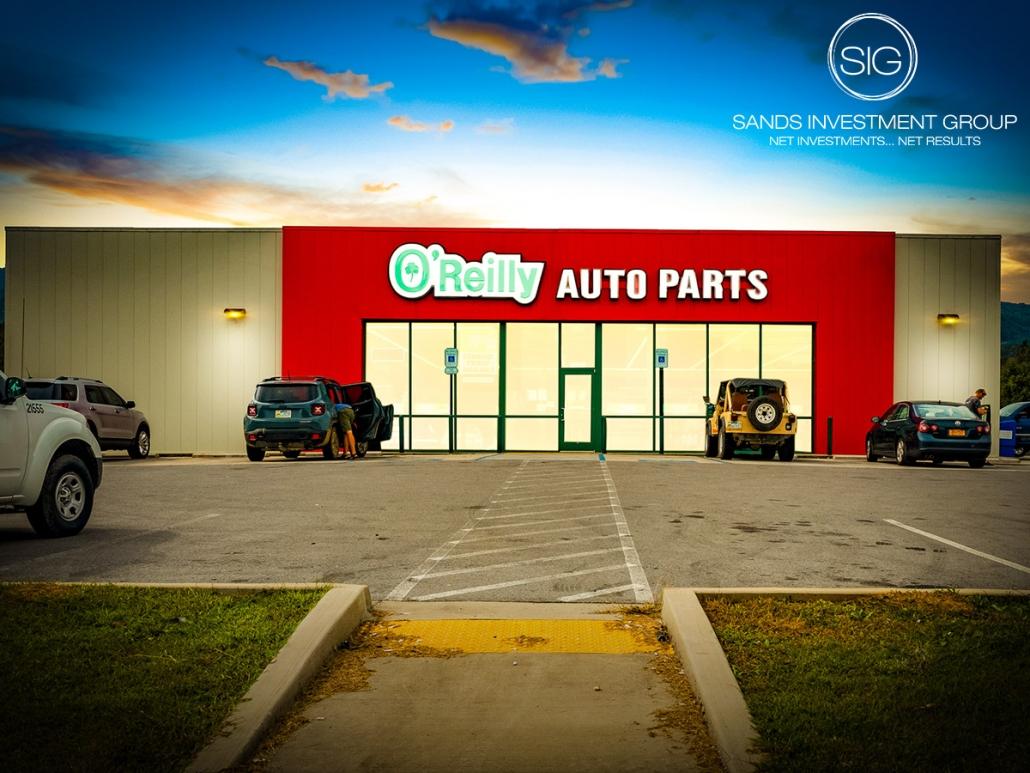 O'Reilly Auto Parts | Dunlap, TN