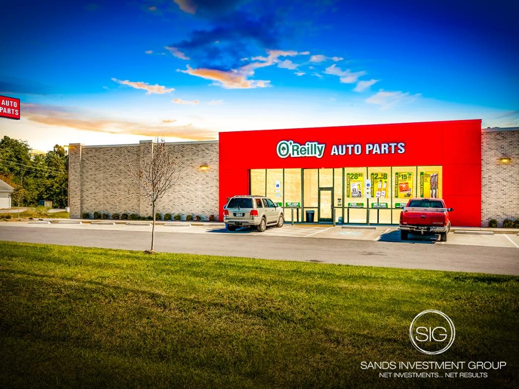 O'Reilly Auto Parts   Greeneville, TN