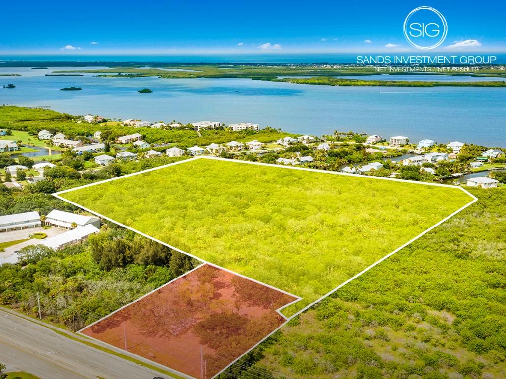 Retail and Multi-Family Land | Sebastian, FL