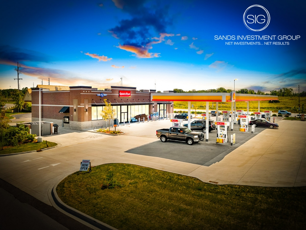 Shell Gas & Convenience | St. John, IN